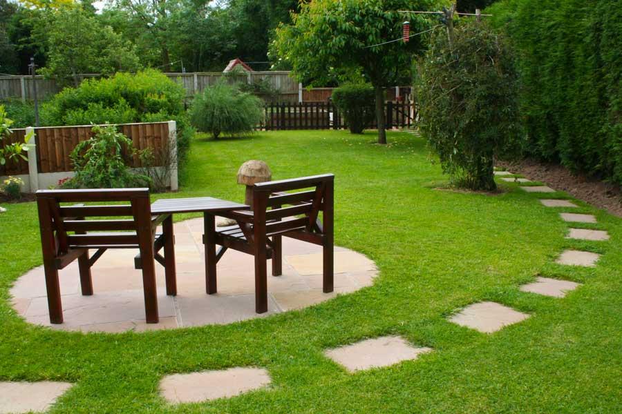 Home furniture decoration relaxing garden design for Garden design in home